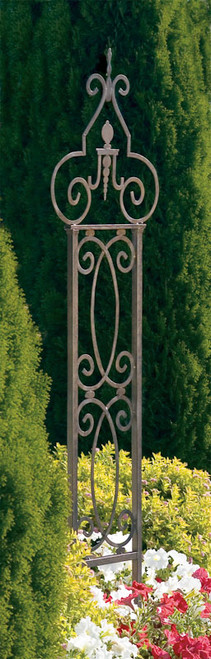 H Potter Garden Scroll Trellis