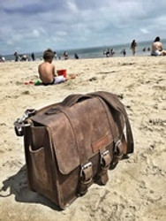 Why You Need a Copper River Leather Diaper Bag?