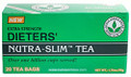 Triple Leaves Brand Extra Strength Nutra-Slim Dieters' Tea 20 bags.