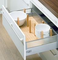Hettich Plate Stacker : plate rack for drawer - pezcame.com