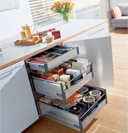 Drawer Storage Kitchen Storage Ideas Drawer Accessories