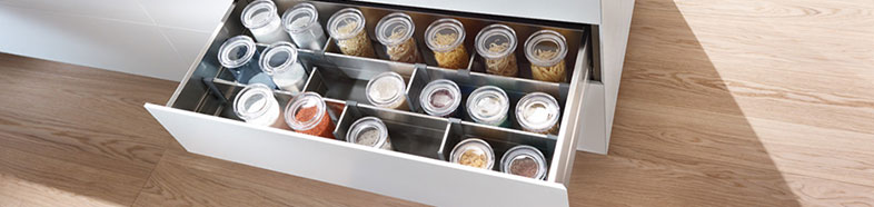 Deep Drawer Organiser Sets