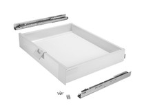 400mm White Antaro Inner Drawer
