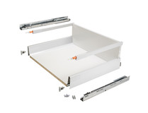 400mm White Antaro Deep Drawer