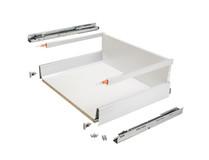 600mm White Antaro Deep Drawer