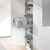 400mm Blum Larder Drawers (Antaro Grey)