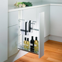 150mm Pull-Out/Towel Rail