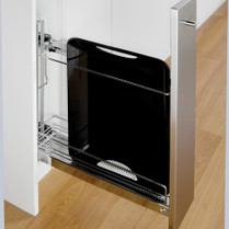 150mm Shelf & Tray Pull-Out