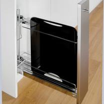 150mm shelf u0026 tray pullout
