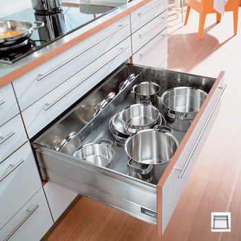 Pots And Pan Storage Saucepan Lid Storage Pan Drawer