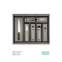 600mm Luxury Cutlery Inserts