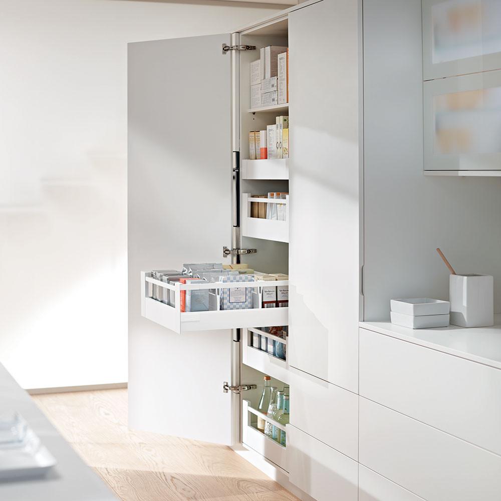 Blum Larder Drawers (Antaro) - Clutterfree kitchens