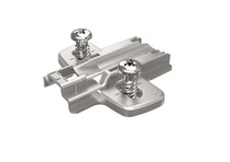 Sensys Mounting Plate with Euro Screws