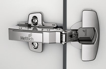 Hettich 110° Soft Close Hinge - Inset