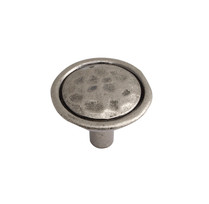 Mottled - Pewter Knob