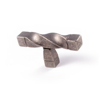 Twist - Pewter 'T' Knob