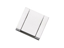 Dijon Tab - Satin Chrome Handle