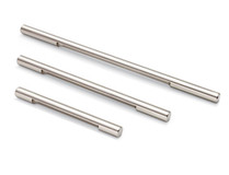 Cylinder - Brushed Nickel Bar Handle