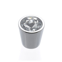 Clarity Tapered - Chrome Knob