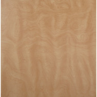 "LSI Vinyl Bird's Eye Maple Casablanca 18"" x 18"""