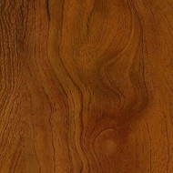 "Armstrong LUXE Plank Exotic Fruitwood Persimmon 4.50"" x 48"" Vinyl Flooring"