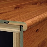 Armstrong Flush Stairnose Molding