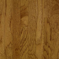 "Bruce American Treasures Wide Plank Hickory Oxford Brown 4"" Hardwood C4717"