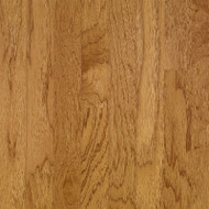 "Bruce American Treasures Wide Plank Hickory Smokey Topaz 4"" Hardwood C4778"