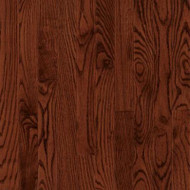 "Bruce Dundee Wide Plank Red Oak Cherry 4"" Hardwood CB4218"