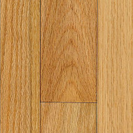 "Bruce Manchester Plank Red Oak Natural 3.25"" Hardwood C1210"