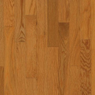 "Bruce Natural Choice Strip White Oak Butter Rum-Toffee 2.25"" Hardwood C5216"