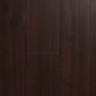 "LSI Vinyl Loose Lay Earth Woods Chocolate 24"" x 24"""