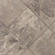 "Crossville Tile Empire General's Grey 12"" x 12"" Polished"