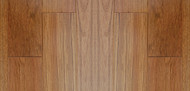 Elegance Solids Exotic Smooth Brazilian Cherry Natural Jatoba 4.75""