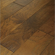 "Shaw Brushed Suede 5"" Sugarcane Hardwood"