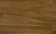 "Bedrosians Tilecrest Kensington 8""x24"" Walnut Wood Look Tile"