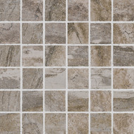 "Arizona Tile Ethos Grey 2"" x 2"" Mosaico"