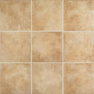 "Crossville Tile Cotto Americana Tan 18"" x 18"""