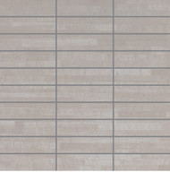 "Happy Floors Asia Grigio 1.25"" x 4"" Mosaic 5233-S"