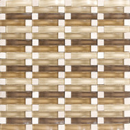Daltile Intertwine (PTS) F174 Acoustic 5/8x2 Mosaic
