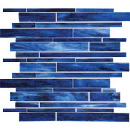 Daltile Serenade F181 Memphis Blues Random Random Interlocking