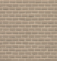 Bedrosians ID-ology FLA Flax 1/2x1 Solid Matte Staggered Mosaic