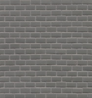 Bedrosians ID-ology GRV Gravel 1/2x1 Solid Matte Staggered Mosaic