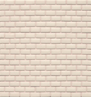 Bedrosians ID-ology MIS Mist 1/2x1 Solid Matte Staggered Mosaic