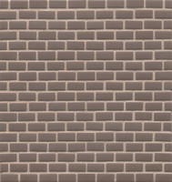 Bedrosians ID-ology TWI Twill 1/2x1 Solid Matte Staggered Mosaic