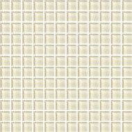 Daltile Color Wave 1x1 Classic Solids CW05 WHIPPED CREAM