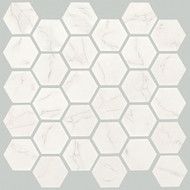 "Crossville Virtue AV260 2"" x 2"" Hexagon Cross-Sheen"