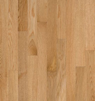 "Bruce Natural Choice Low Gloss Strip Red Oak Natural 2.25"" Hardwood C5010LG"