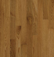 "Bruce Natural Choice Low Gloss Strip White Oak Spice 2.25"" Hardwood C5012LG"