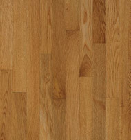 "Bruce Natural Choice Low Gloss Strip White Oak Desert Natural 2.25"" Hardwood C5061LG"